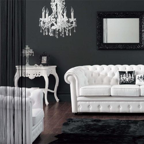 Minimalistik baroko - Camera da letto barocco moderno ...