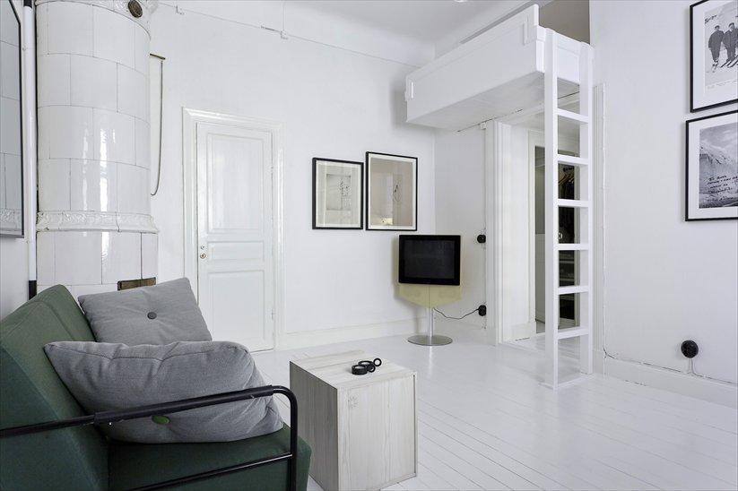 Smarte løsninger liten leilighet