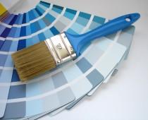 Vše o malování interiérů