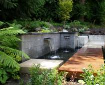 Voda v zahradě Feng Shui