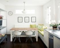 Plánování kuchyně bez horních skříněk