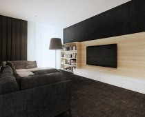 Příklad moderního bydlení