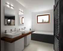 Vybavte si vhodně koupelnu