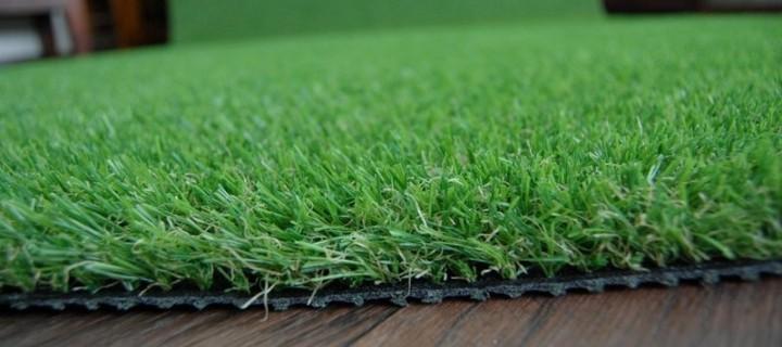 Vše o umělé trávě