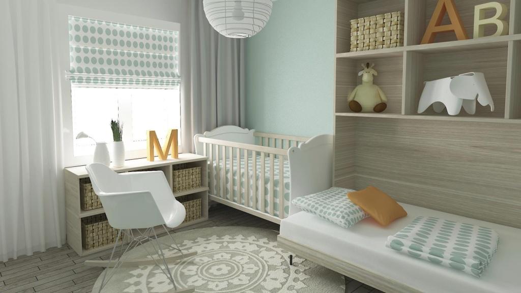 Dekorace do dětského pokoje podle feng shui